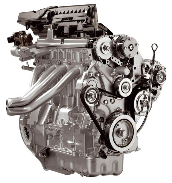 Chevrolet Meriva Car Engine
